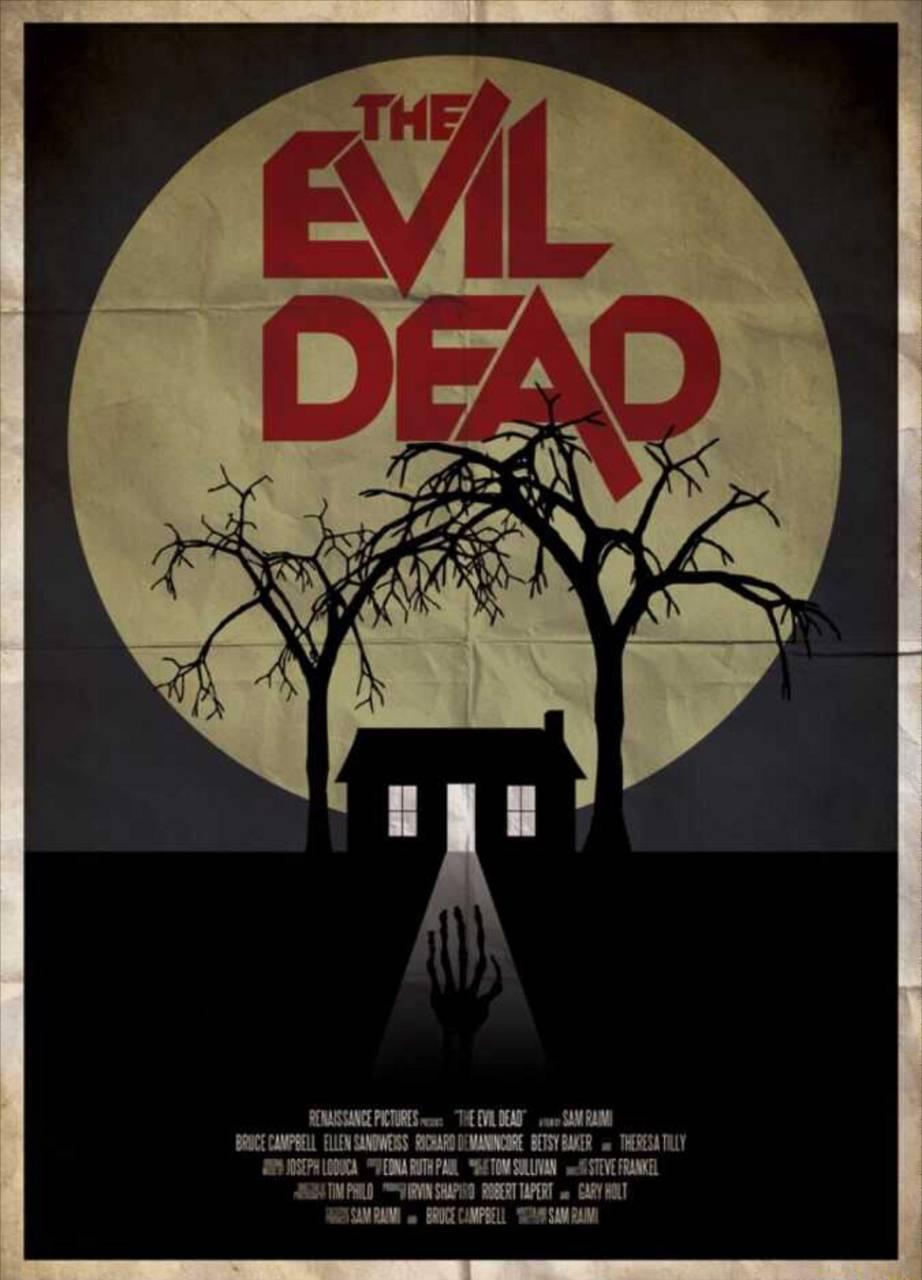 Evil Dead moonlight