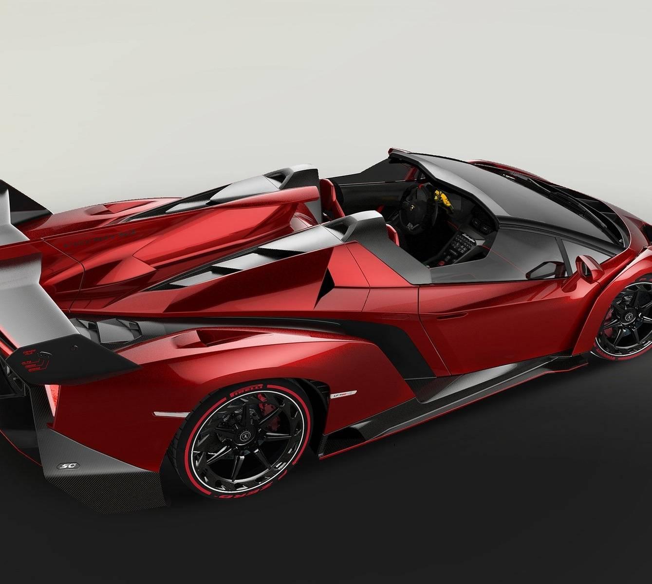 Lamborghini Veneno R