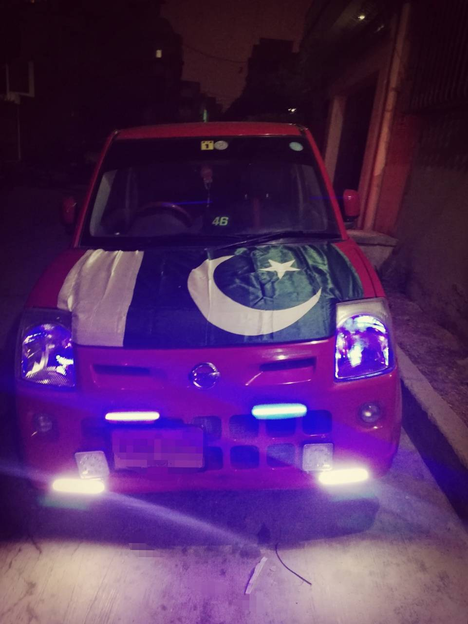 Pakistan car