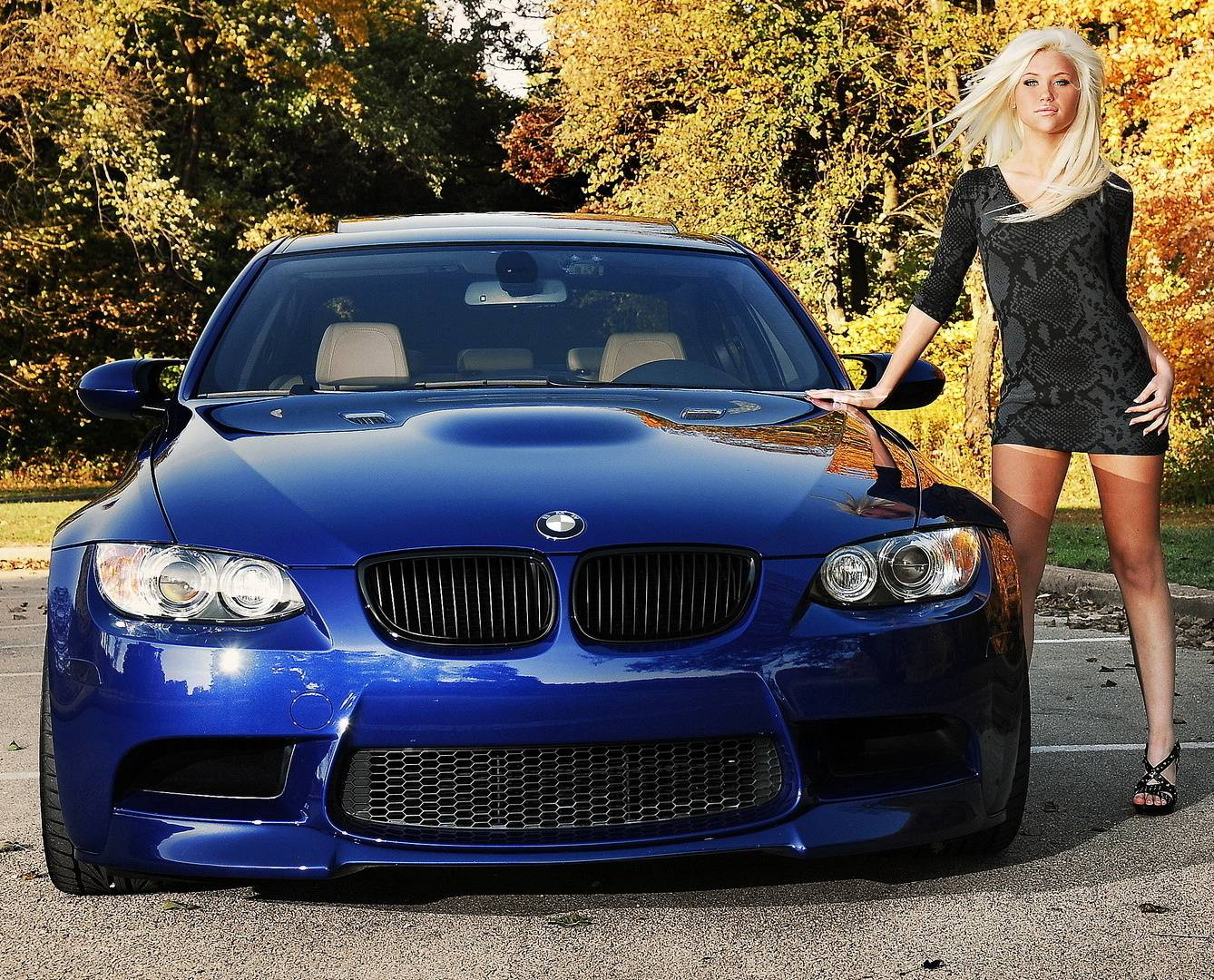 M3 With Girl