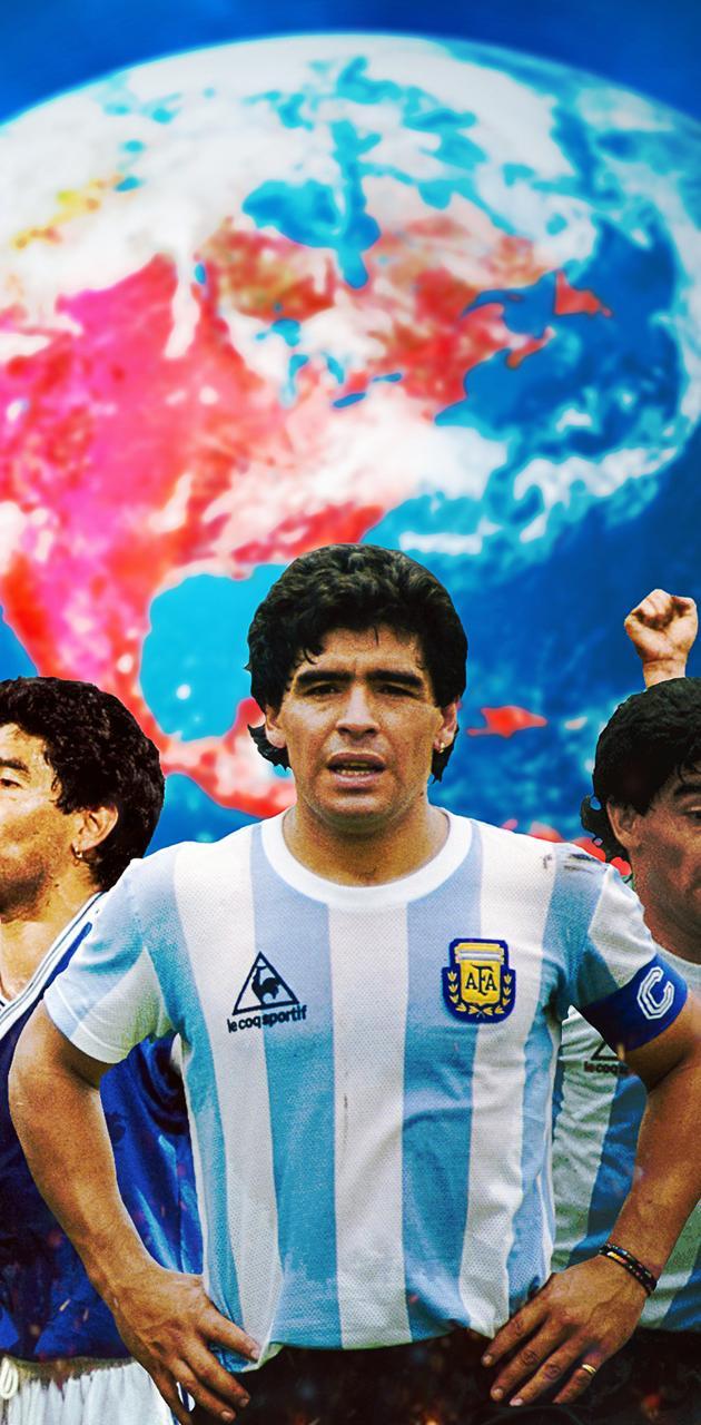 Remembering Maradona
