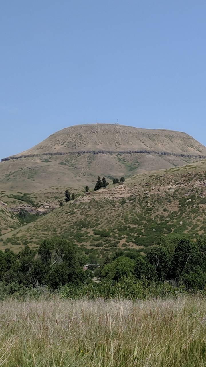 Belt Mountain