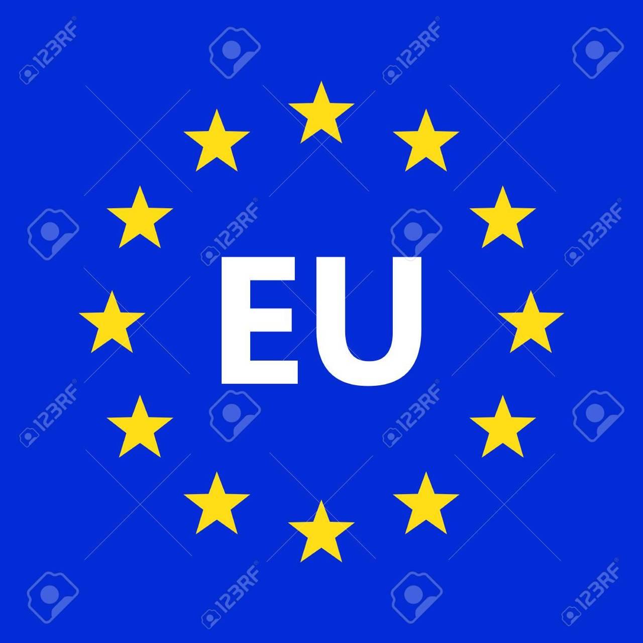EU Europa flag