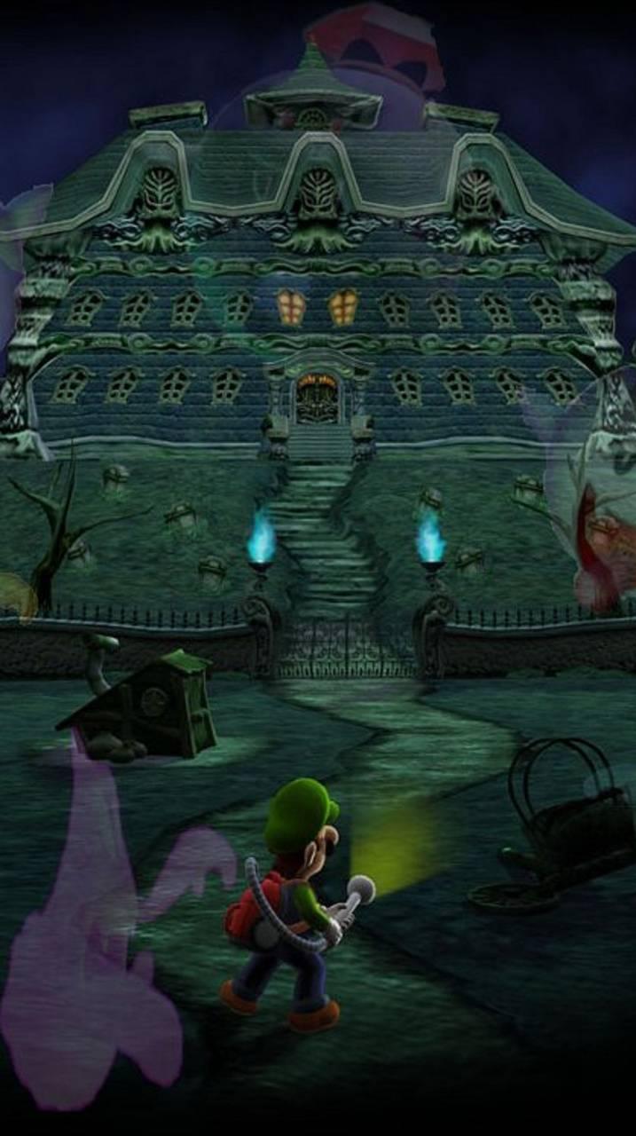 Luigi Mansion