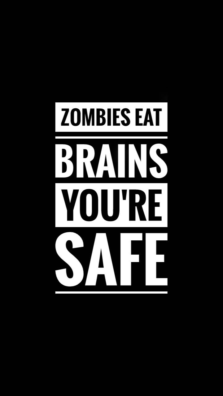 Zombie Quote