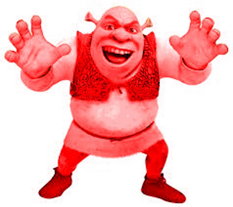 Red Shrek