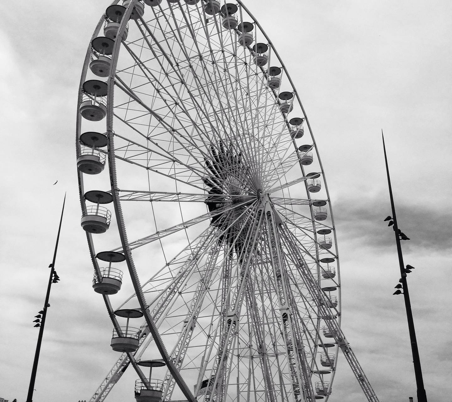 The wheel of France