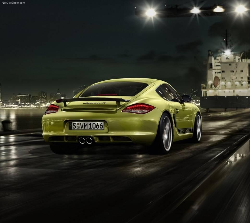 Porsche Caymen R