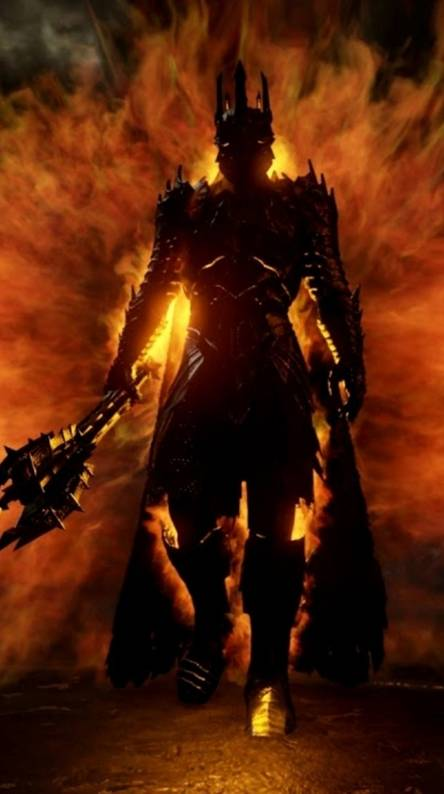 Eye Of Sauron Ringtones And Wallpapers Free By Zedge