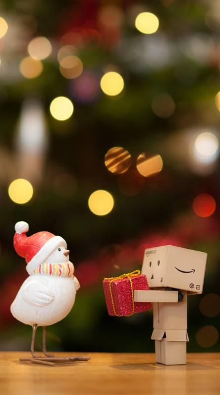 Little Box Guy Gift