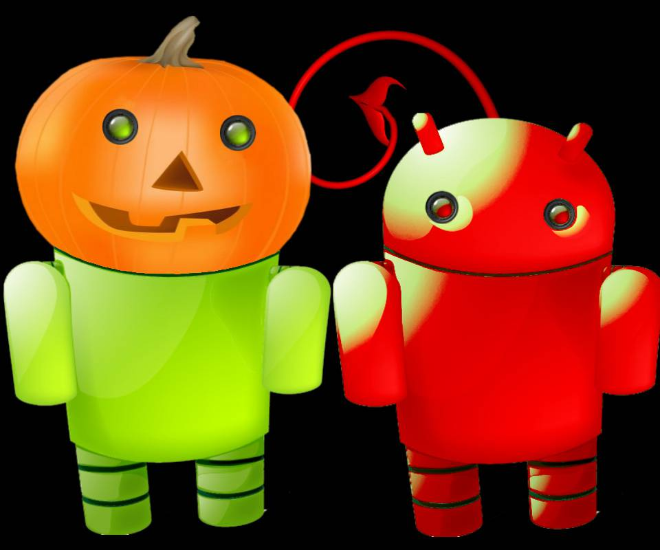 Trick Or Treat Droid
