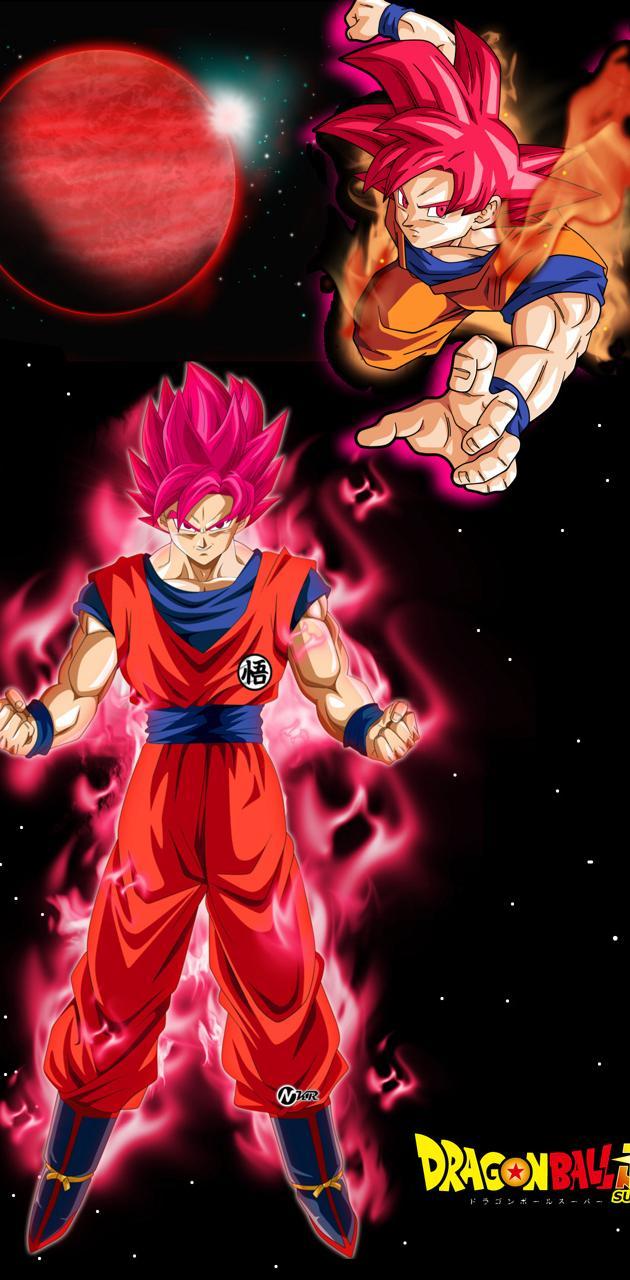 Goku Rojo