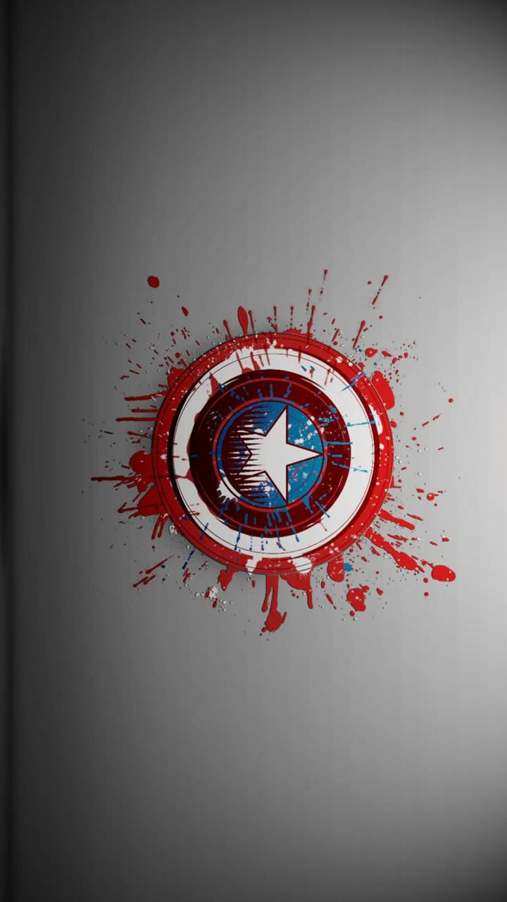 Cap America Sheild