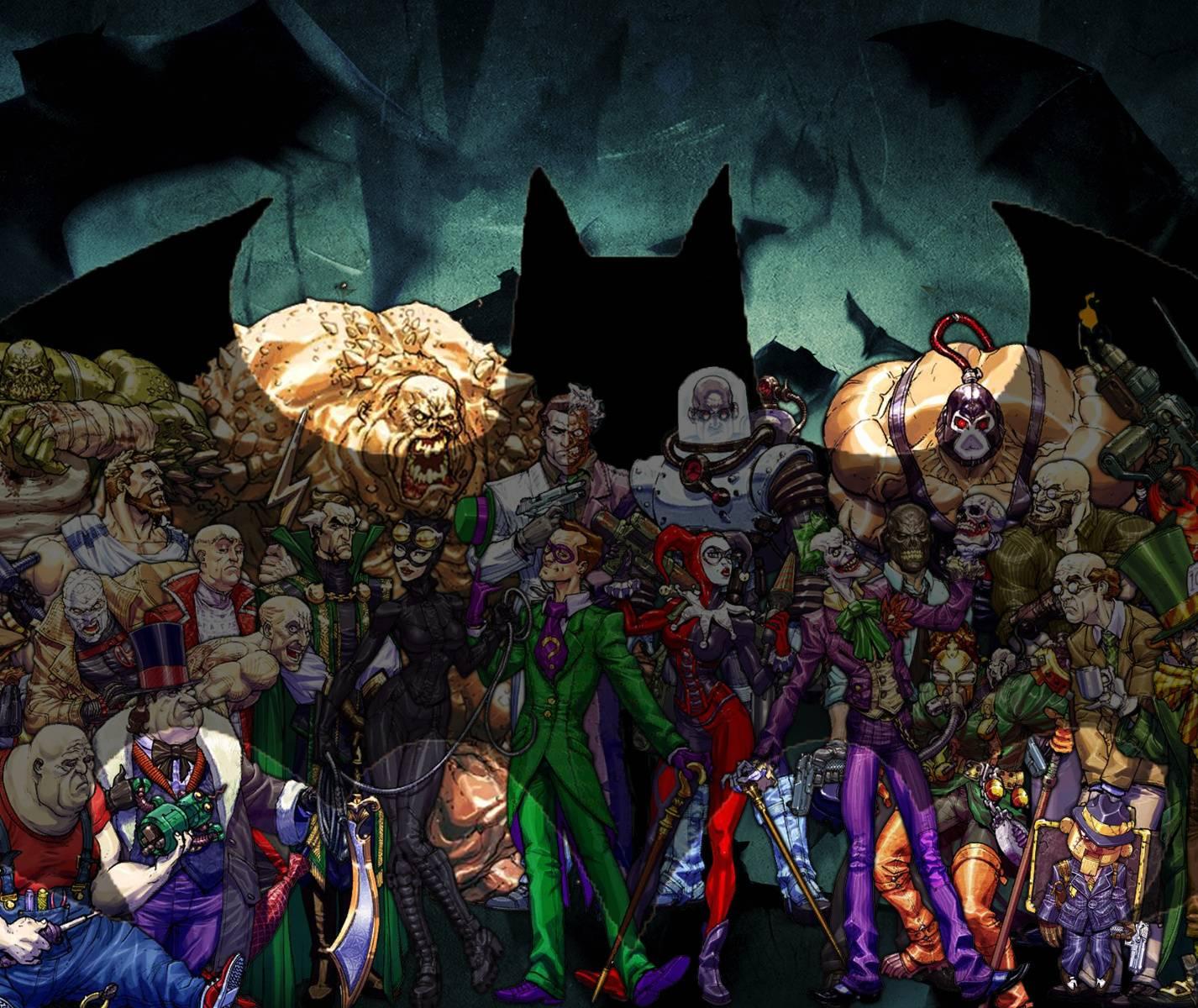 Batman Villians