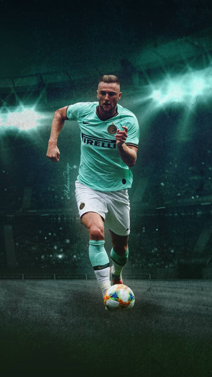 Milan Skriniar Wallpaper By Ashourdesign 31 Free On Zedge