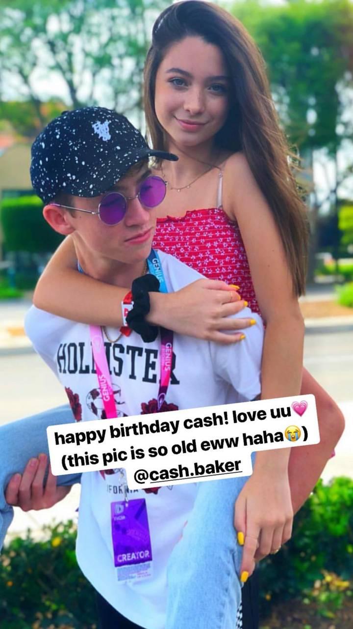 Cash baker