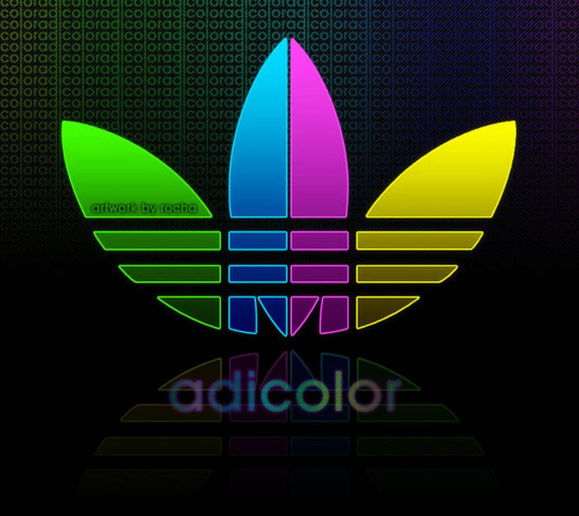 Colorfull Adidas
