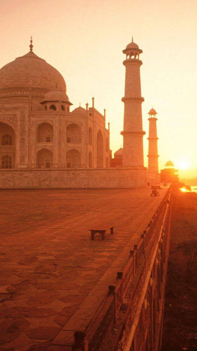 The Taj Hd