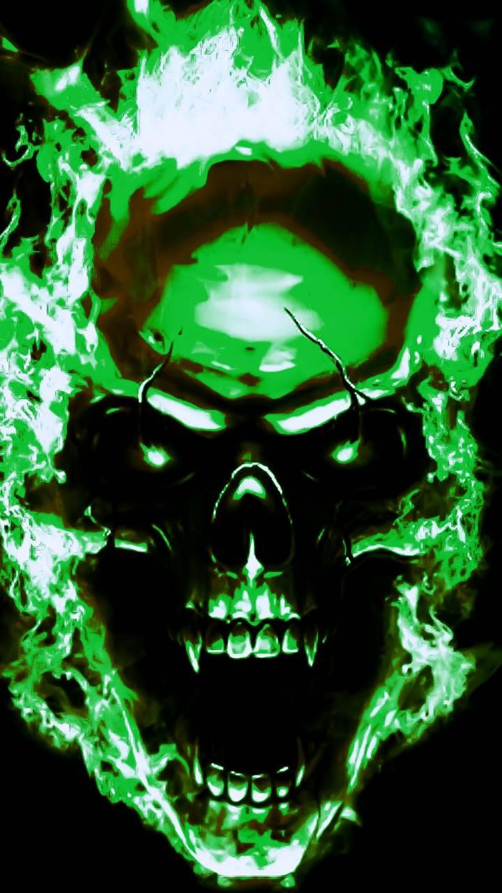 Skull of FLAMES