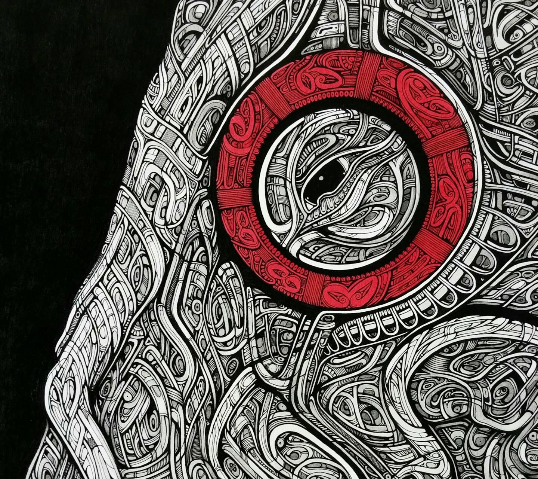 Elephant Ink Partial