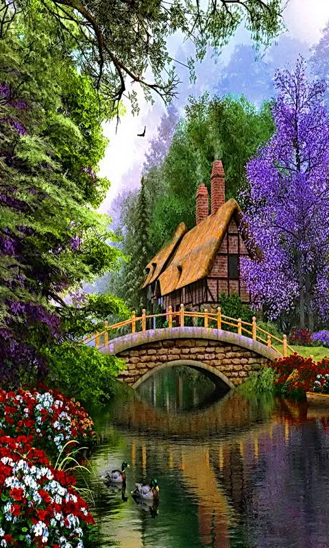 Lonely Cottage