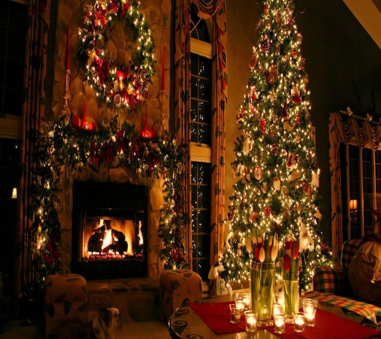 Christmas Home-Hd