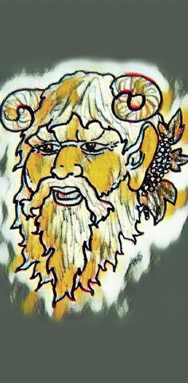Old Satyr Man