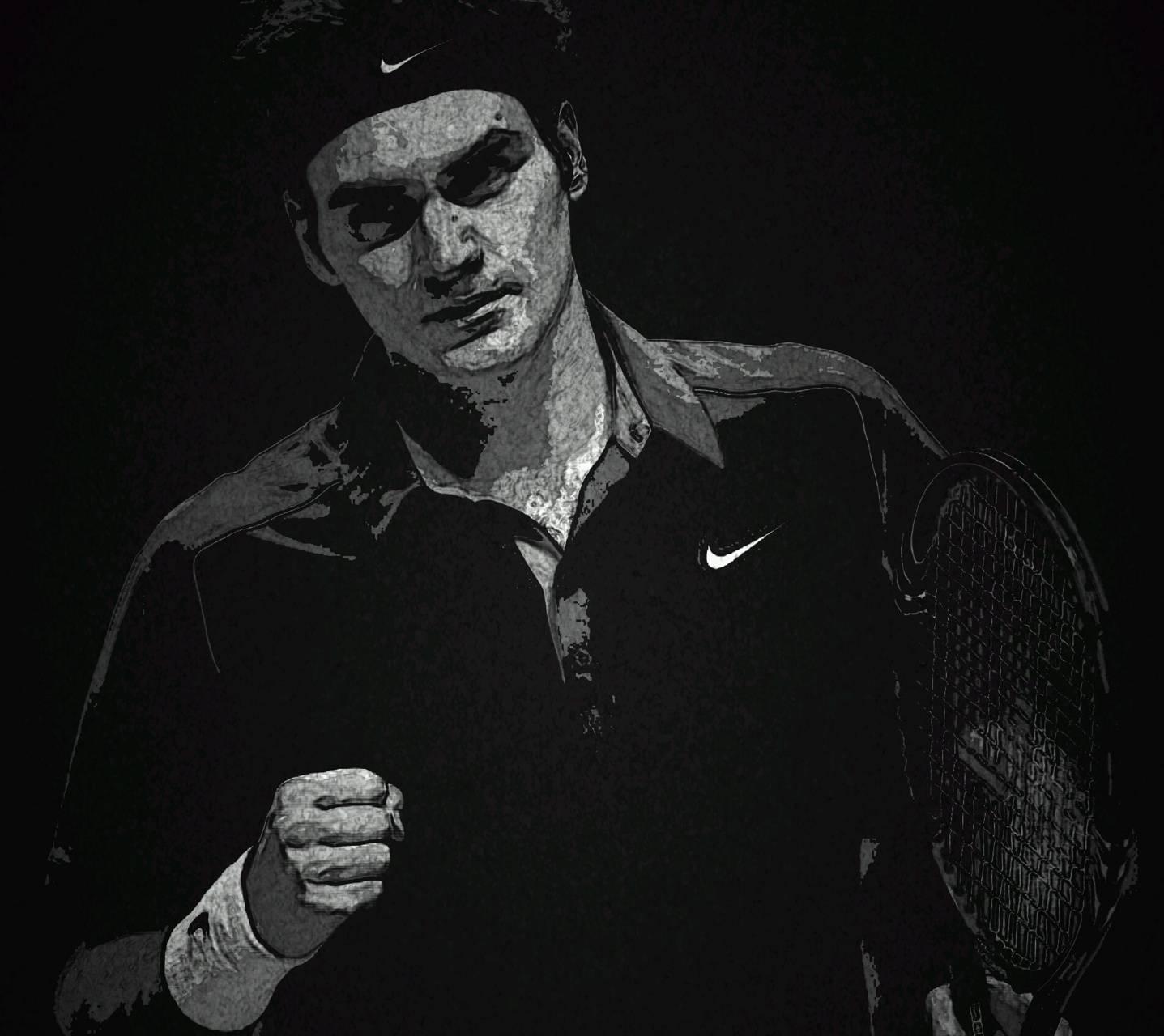 Federer legend
