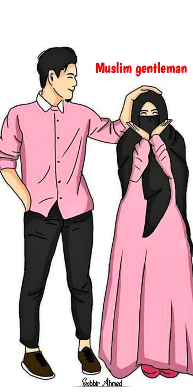 Muslim gentleman