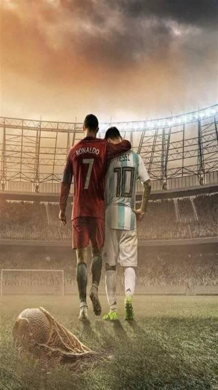 Messi Vs Ronaldo Wallpapers Free By Zedge