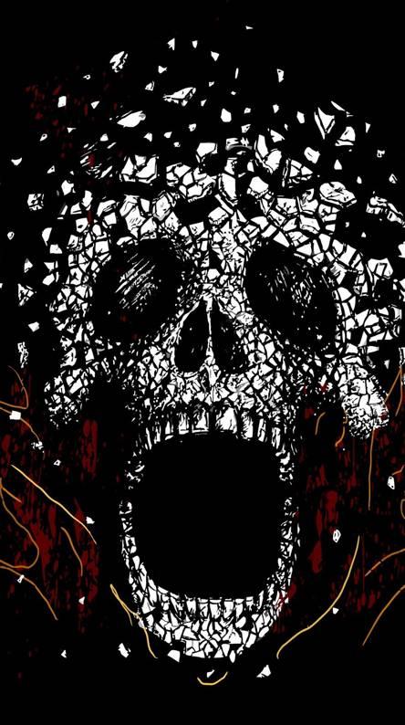Ghost Rider Skull Wallpapers