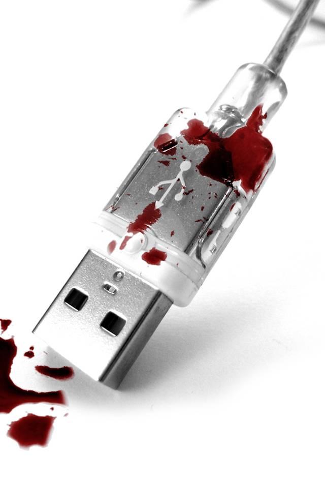 Bloody-usb-key