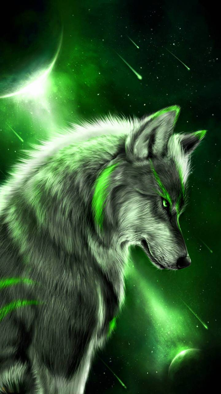 Wolf wallpaper by DeafCRAZYHome - ab - Free on ZEDGE™