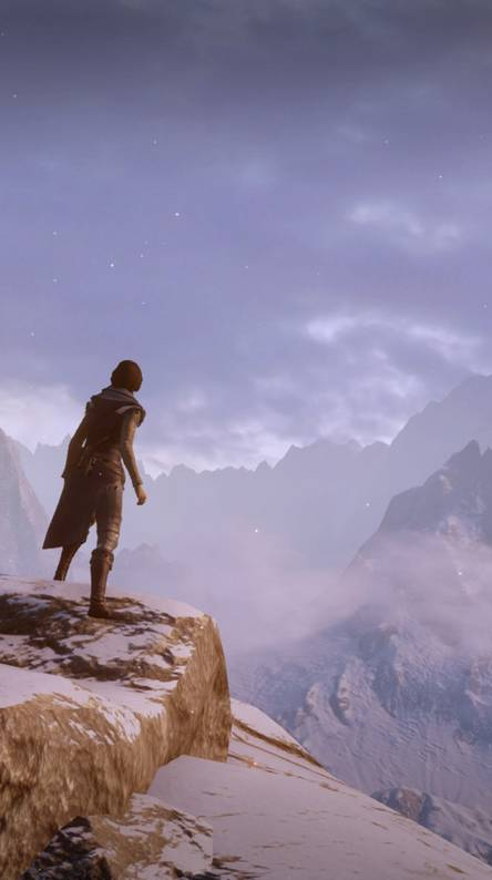 Journey to Skyhold
