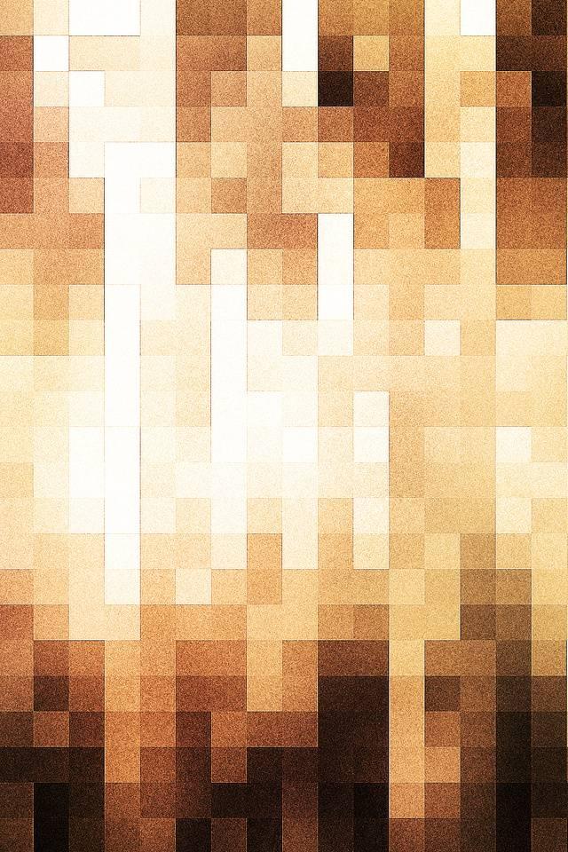 Brown Pixels