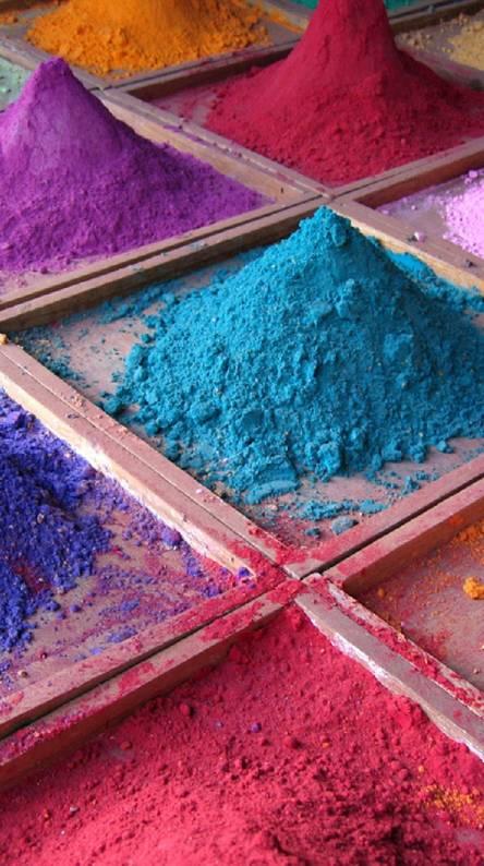 Colour Powders