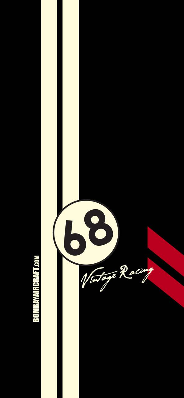Vintage Racing Black
