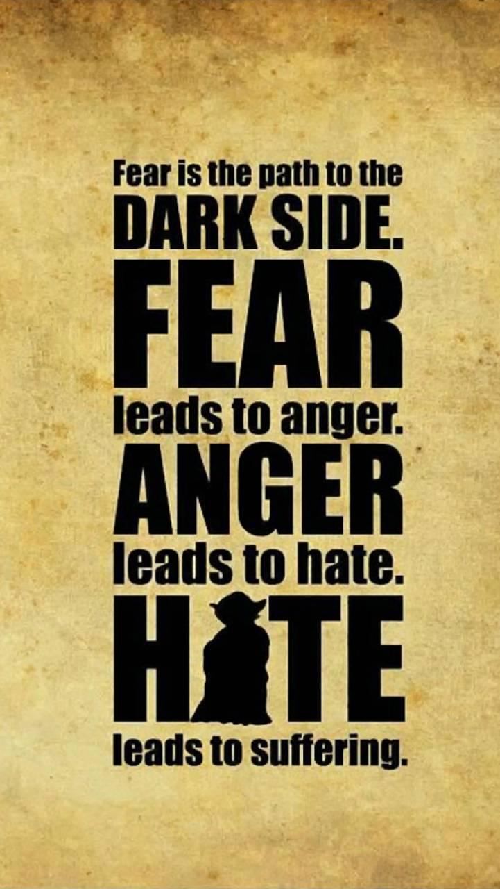 Yoda - Fear