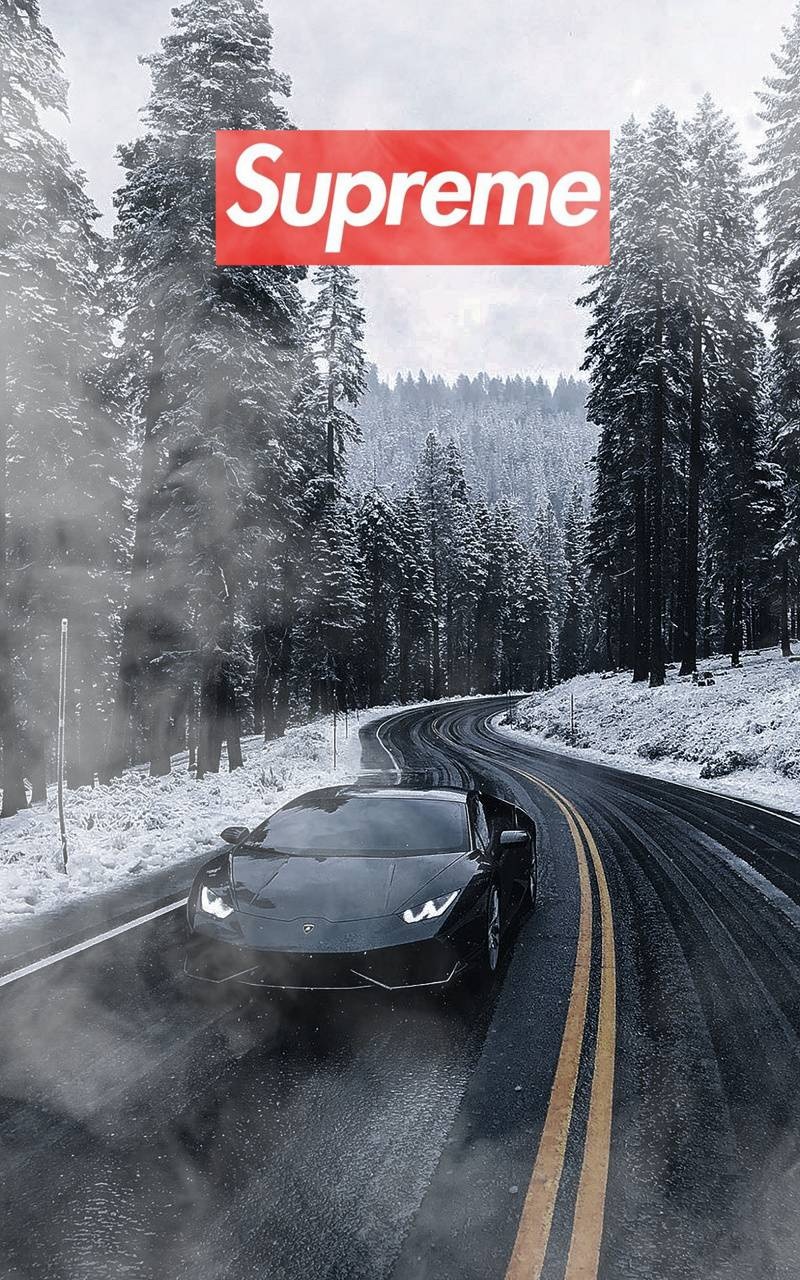 Supreme Lamborghini