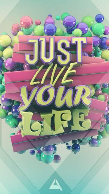 Live it    Please
