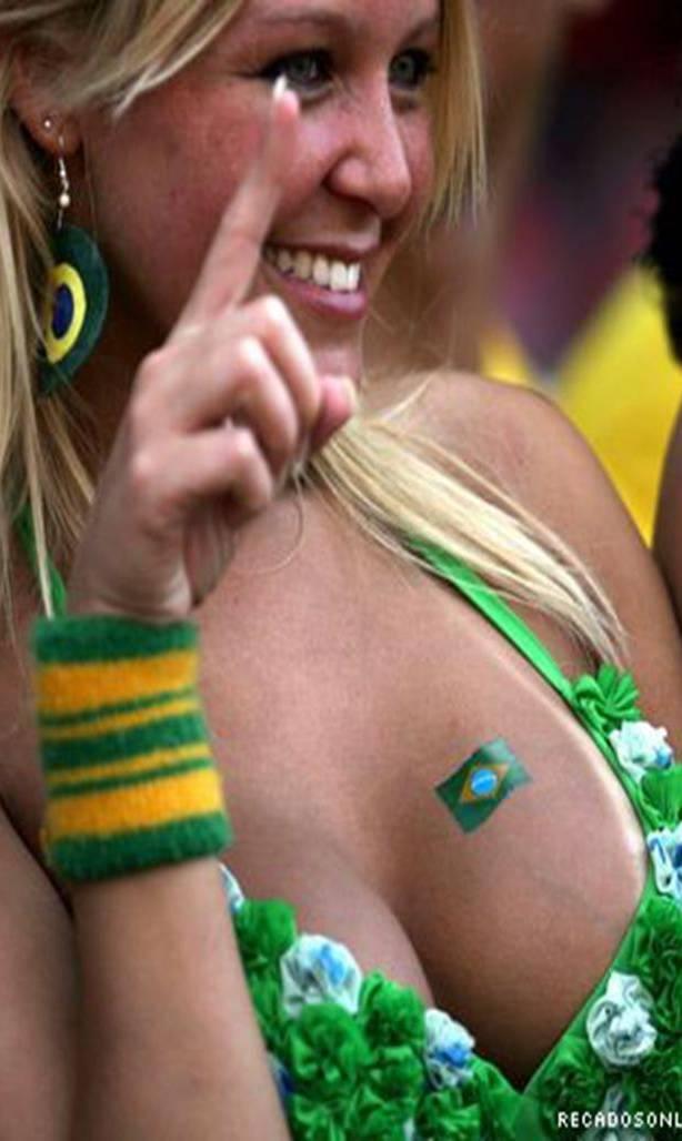 Hot Brasil Girl