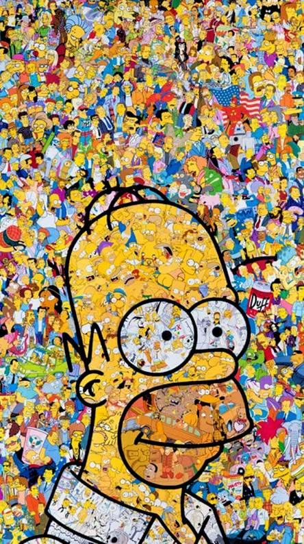 Simpsons Wallpapers Detikimage Co