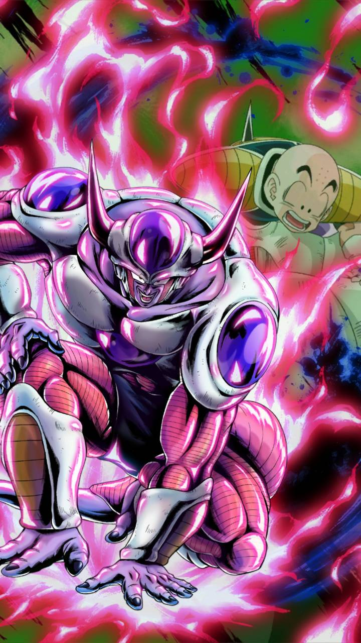 Friezas 2nd form