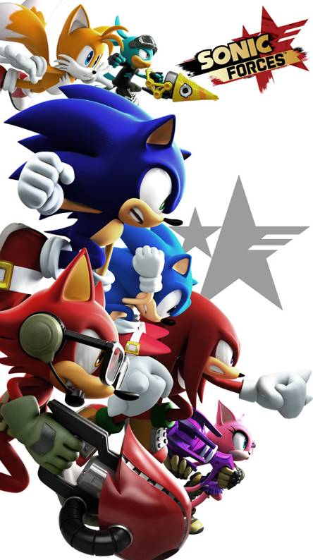 MN Sonic Forces