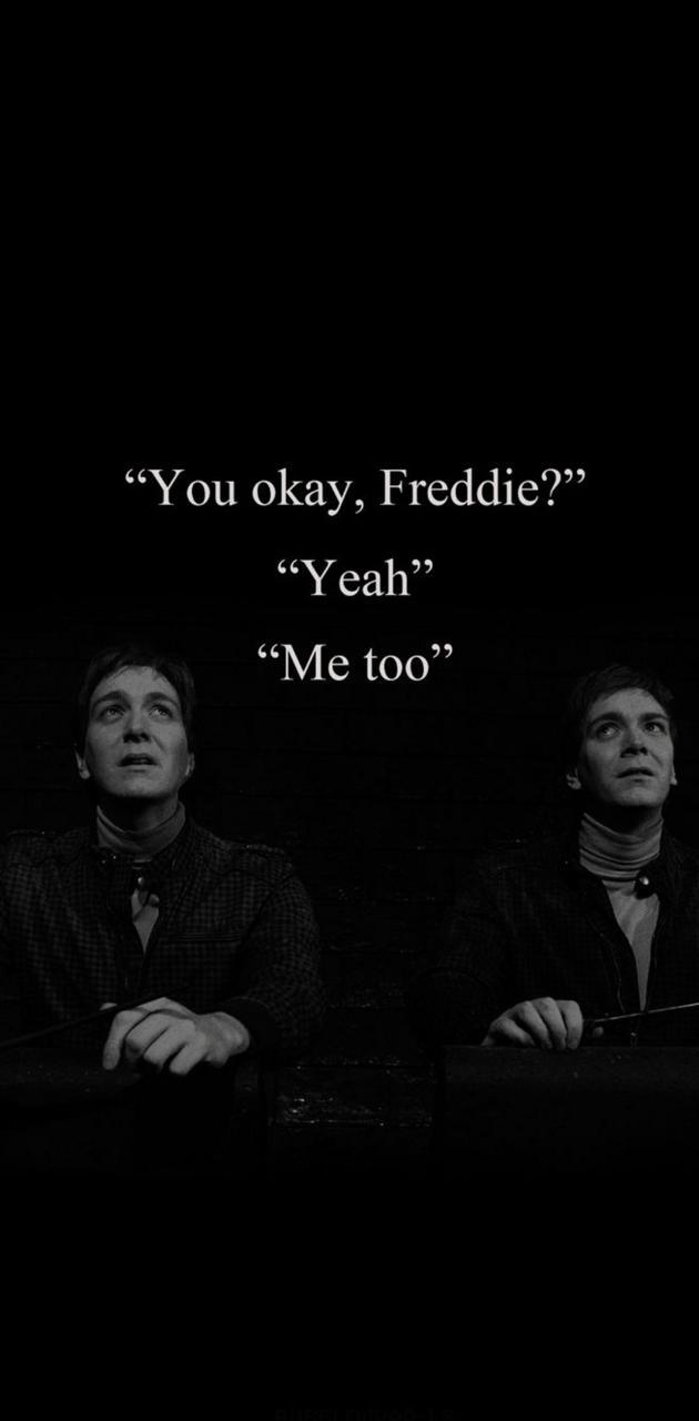 Fred George Weasley