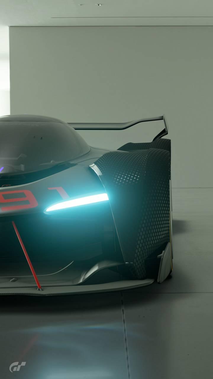McLaren VTG