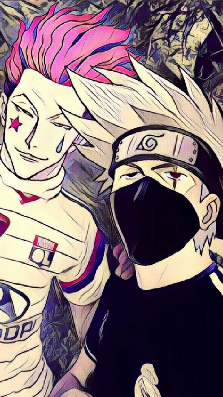 Kakachi and hisoka