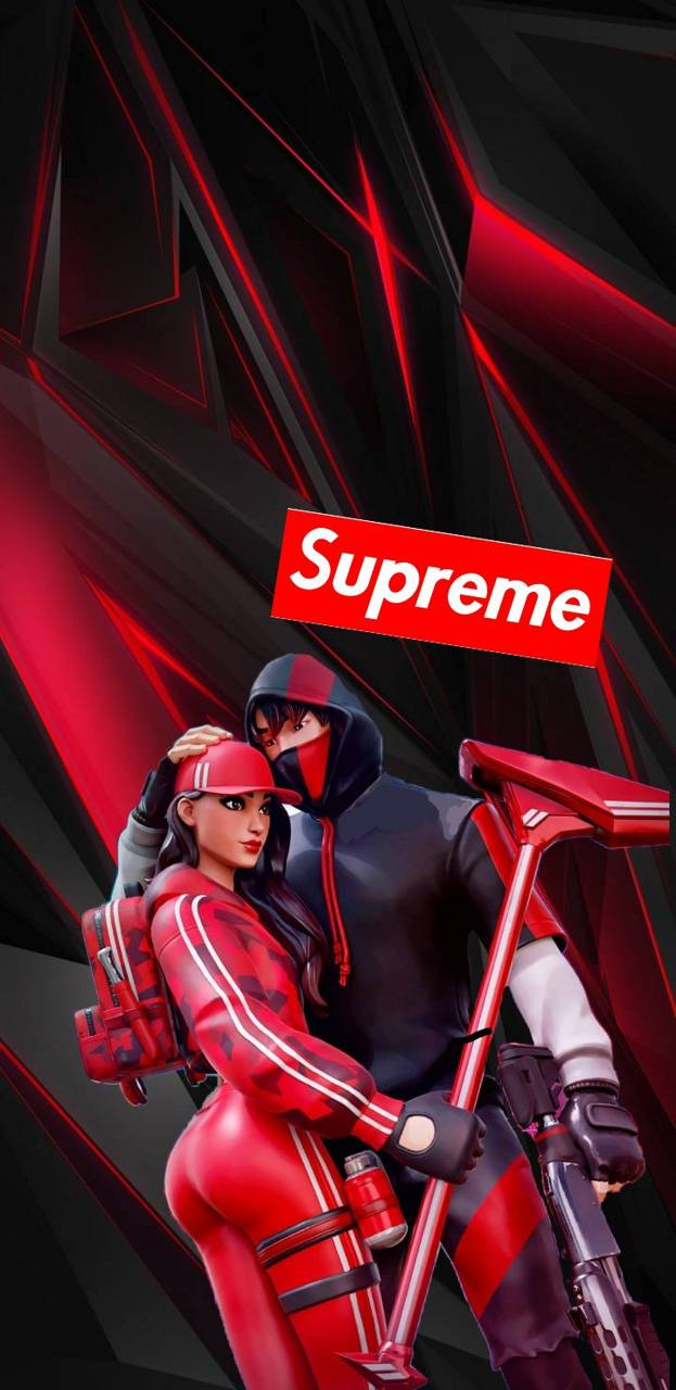 Ikonik Supreme Wallpaper By Samuelproobs 9a Free On Zedge