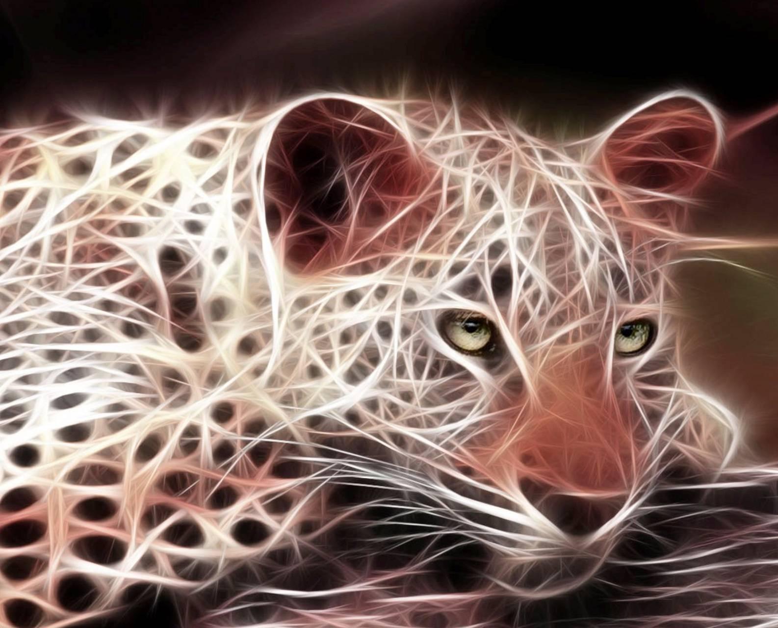 Leopard-Fractal