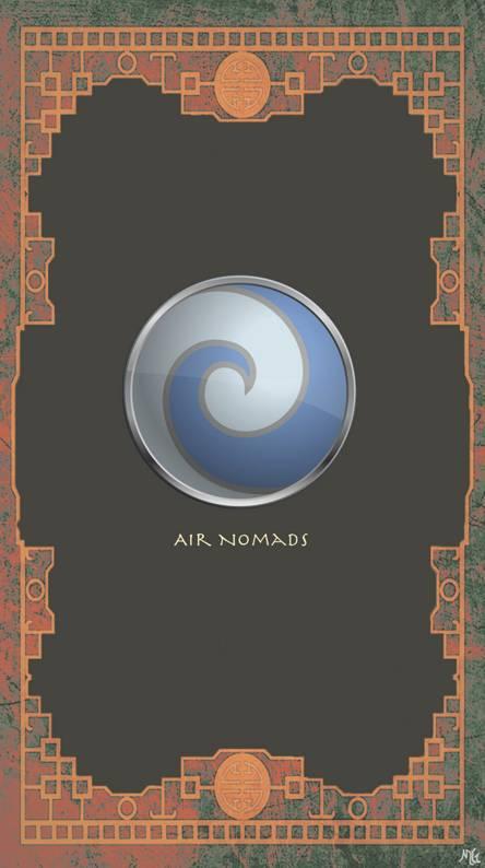 Avatar Air Nomads